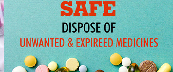 safe disposal of unwanted medication